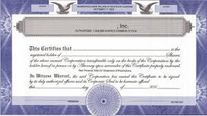 Selling A Share Certificate How Do We Issue Corporate Shares Dana H Shultz Esq The High