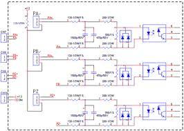 v t ecodrivecn acirc reg ex pg pg card circuit diagram connection diagram pg card circuit diagram