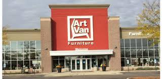 Art Van Furniture and Mattress Store in Batavia Chicago IL area