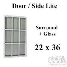 entry door glass inserts half lite for steel doors door glass surround exterior door glass inserts