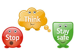 Image result for staying safe on line