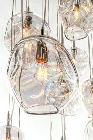 hand blown glass pendant lights hand blown glass pendant light shades