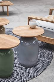 side tables from gloster furniture gmbh