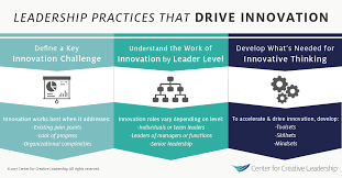 Define Team Leader 3 Practices That Will Help Drive Innovation In Your Organization
