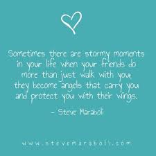 Thankful Quotes For Friends Classy Sometimes There Are Stormy Moments In Your Life When Your Friends Do