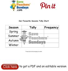 23 best Seasons lesson plans, worksheets and teaching resources ...