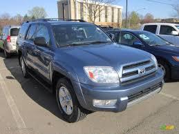 2004 Pacific Blue Metallic Toyota 4Runner SR5 4x4 #62864243 ...