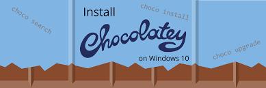 How To Install Chocolatey Choco On Windows 10 Jcutrer Com