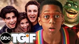 tv shows from the 90s. tgif lineup · secondary tv tv shows from the 90s