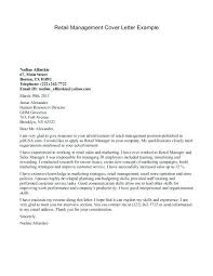 Retail Sales Cover Letter Samples Salesperson Cover Letter Outside ...