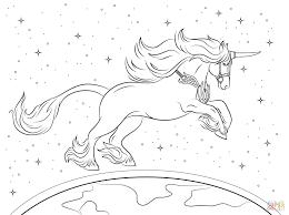 Disegno Di Bell Unicorno Da Colorare Disegni Da Colorare E Con
