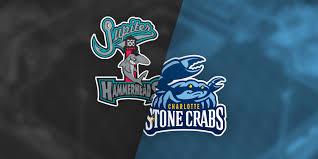 8 14 17 Jupiter Hammerheads Vs Charlotte Stone Crabs