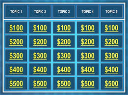How To Make A Game In Powerpoint Make A Jeopardy Game In Powerpoint Elysiumfestival Org