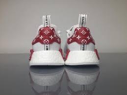 louis vuitton x adidas nmd. supreme x louis vuitton adidas nmd r1 white boost nmd