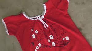 Baby Nighty Designs Child Nighty Design Dress New Updated Child Dress