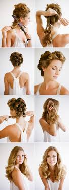Self Hair Style 13 fantastic hairstyle tutorials for ladies pretty designs 1589 by wearticles.com