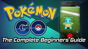 The Complete Beginners Guide To Pokemon Go (Everything To Know) - YouTube
