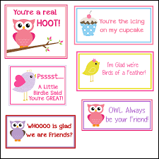 owl valentine s day cards to print. Unique Valentine Crazy Little Projects Free Printable Valentines Inside Owl Valentine S Day Cards To Print