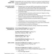 Cv Resume Sample For Nurses Registered Nurse Resume Example Sample ...