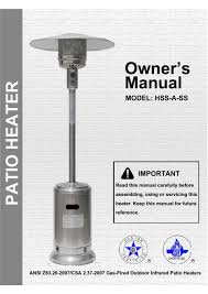 paramount patio heater manual inspirational charmglow intended for creative heaters paramount patio heater manual inspirational charmglow