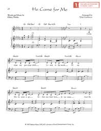 gethsemane sheet music he came for me sheet music download deseret book