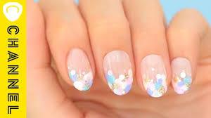 春のお呼ばれ結婚式桜パステルネイルのデザイン例 一覧 お呼ばれ