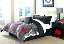 black red comforter bedding red rter sets designer and gold bedspread twin black beige queen