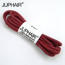 <b>1 12 Pairs Purple</b> Red High Quality Unise Laces Waxed Round ...