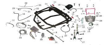 popular xinling buggy parts buy cheap xinling buggy parts lots 172 mm 250cc cf motor parts kinroad xt250 gk 2 xinling kandi 250cc buggy