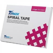 <b>Кросс тейп Tmax Spiral Tape</b> Type A арт. 423716 телесный ...