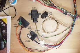 create a custom efi installation 90 Mustang at 87 Mustang Wire Came Out Harness