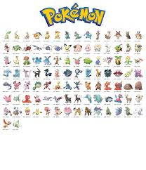 Pokemon Chart Gen 4 Gen 2 Pokemon Chart Hope Some Find This Is Useful Album