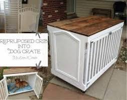wood crate furniture diy. Double Dog Crate Furniture. Tiffany Wood Furniture Diy