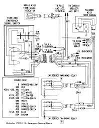 65 66 emergency warning flasher electrical diagram