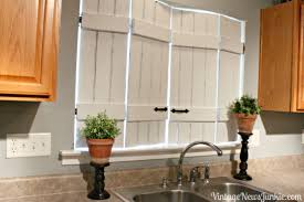 ikea bed slats turned indoor shutters