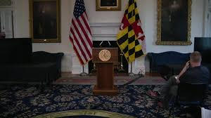 The banner flag stands 14ft tall with our pole kit and ground spike, therefore it is very easy to spot from a far distance. Governor Hogan Phase Two Of Maryland S Re Opening Begins Friday Wjla