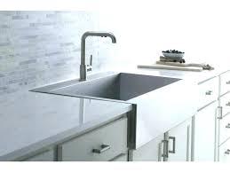 kohler farmhouse sink porcelain farm double faucet whitehaven