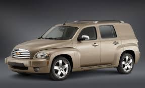 2009 Chevrolet HHR Specs and Photos | StrongAuto