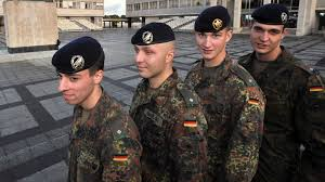 Headquartered in grafenwoehr, germany, the 7th army training command is the u.s. Number Of Underage Soldiers Record High In German Army Report Rt World News