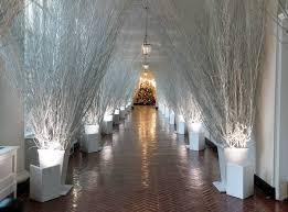 hallway finally. Trump White House Christmas Hallway Finally