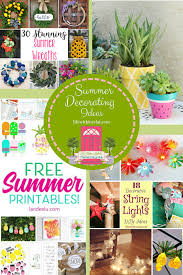 summer decorating ideas hm 185