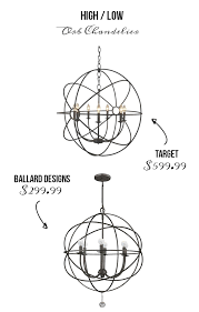 for a more quirky look try hanging an orb chandelier this unique design definitely makes a statement and can work well with other eccentric decor in your
