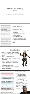 Write essays describing yourself wikiHow