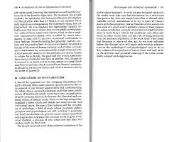 mythological and archetypal approaches from handbook of critical page 180 181
