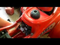 2003 eton viper jr 40cc atv motor installed and running