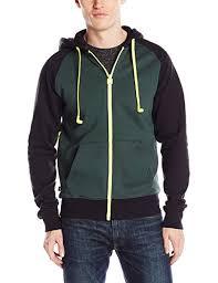 Hoodiebuddie Size Chart Hoodie Buddie Mens Langly Zip Up Sweatshirt