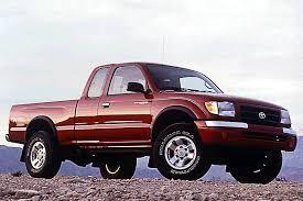 1995-04 Toyota Tacoma   Consumer Guide Auto