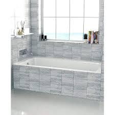 72 x 32 bathtub left side fixed grey tile alcove bathtub x free today 72 x 32 bathtub