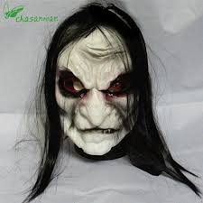Online Shop Horror! Halloween Mask Long Hair Ghost Scary Mask Props Grudge  Ghost Hedging Zombie Mask Realistic Silicone Masks Masquerade,L |  Aliexpress ...