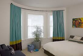 Curved Curtain Rods For Bay Windows Luxury Bow Curved And Bay Window  Coverings Solutions